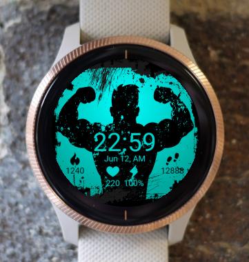 Garmin Watch Face - Sport G