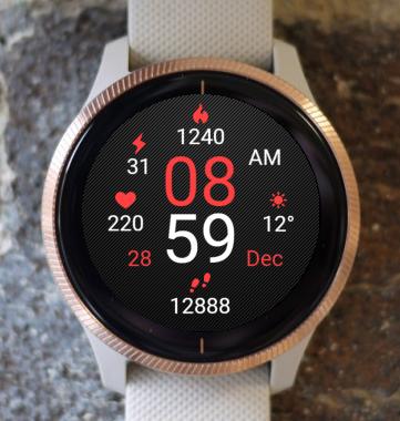Garmin Watch Face - Simple G
