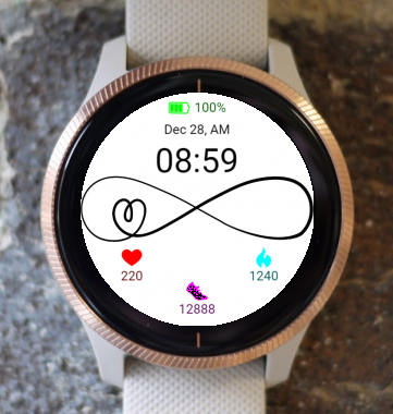 Garmin Watch Face - Love