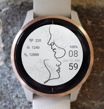 Garmin Watch Face - Together