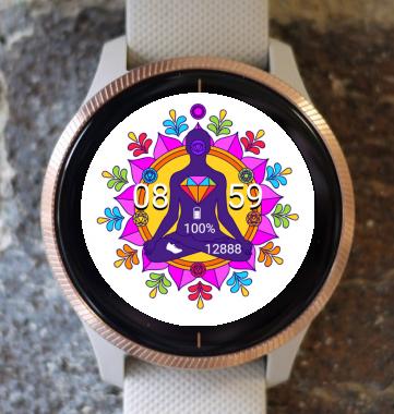 Garmin Watch Face - Unity 7