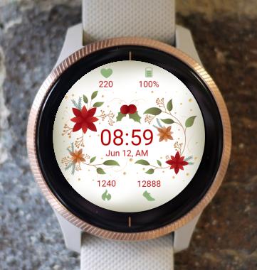 Garmin Watch Face - Awooche CF