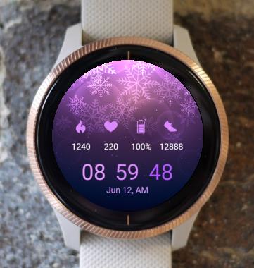 Garmin Watch Face - Awooche SF