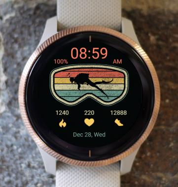Garmin Watch Face - Diver 04