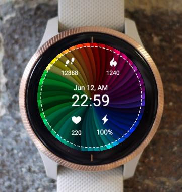 Garmin Watch Face - AWC-2239