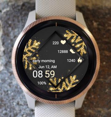 Garmin Watch Face - Christmas GDS