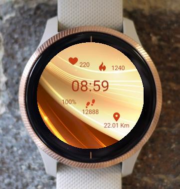 Garmin Watch Face - Light