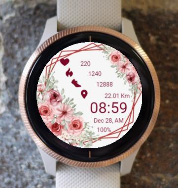 Garmin Watch Face - In Harmony 2