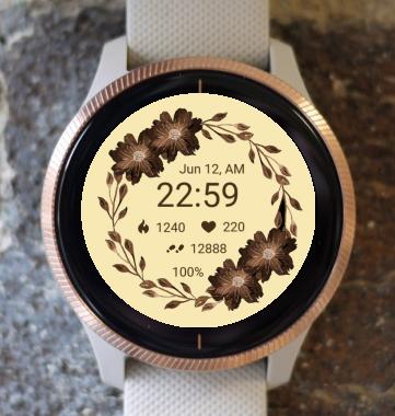 Garmin Watch Face - Autumn Magic 27