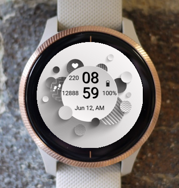 Garmin Watch Face - Phenomenon 10