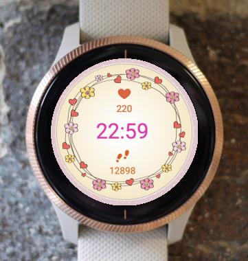 Garmin Watch Face - AWC-2238