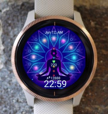 Garmin Watch Face - Unity 3