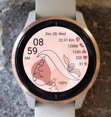 Garmin Watch Face - She 08