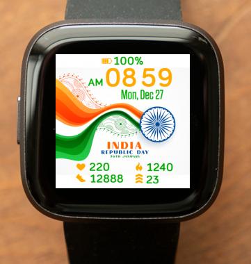 India Republic wave