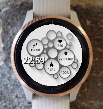 Garmin Watch Face - Phenomenon 03
