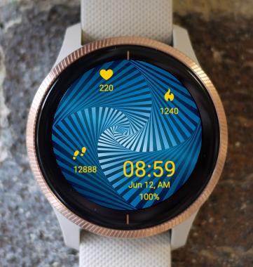 Garmin Watch Face - Magic