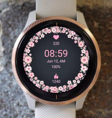Garmin Watch Face - PF Rings