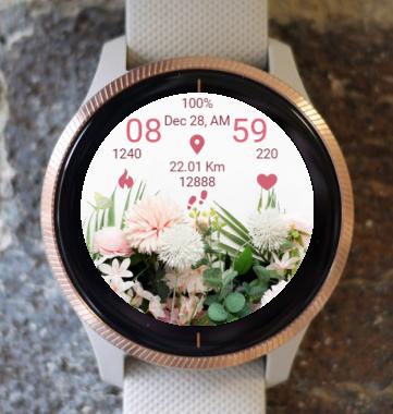 Garmin Watch Face - Endearment