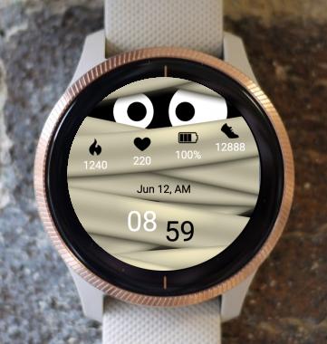 Garmin Watch Face - I See You