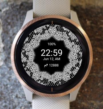 Garmin Watch Face - Lace Dream 03