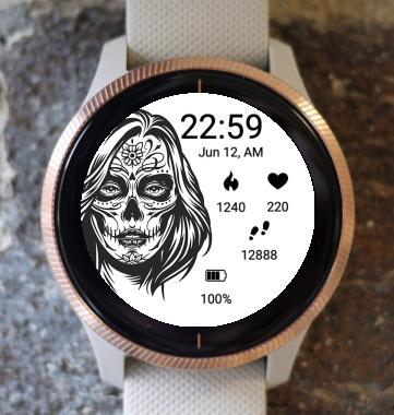 Garmin Watch Face - She