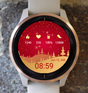Garmin Watch Face - WH 02