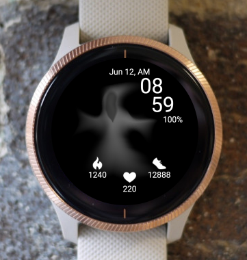 Garmin Watch Face - Ghost