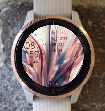 Garmin Watch Face - Pental