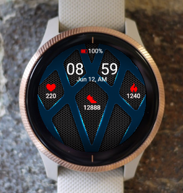 Garmin Watch Face - Mesh